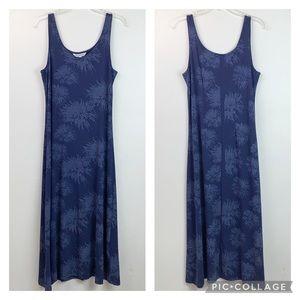 TravelSmith A line knit wrinkle free tank dress